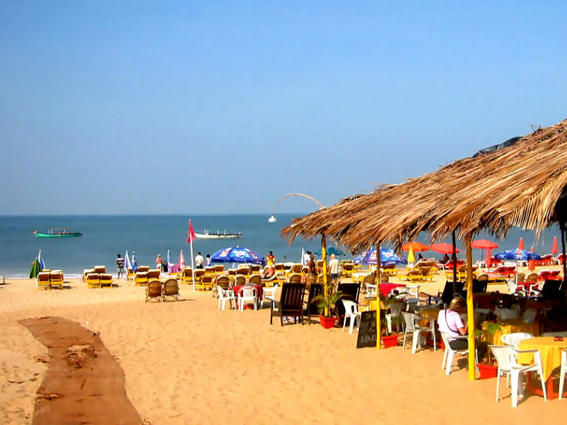 Baga Beach, Goa
